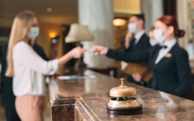Vuoi ottimizzare le risorse e migliorare la disinfezione del tuo hotel?