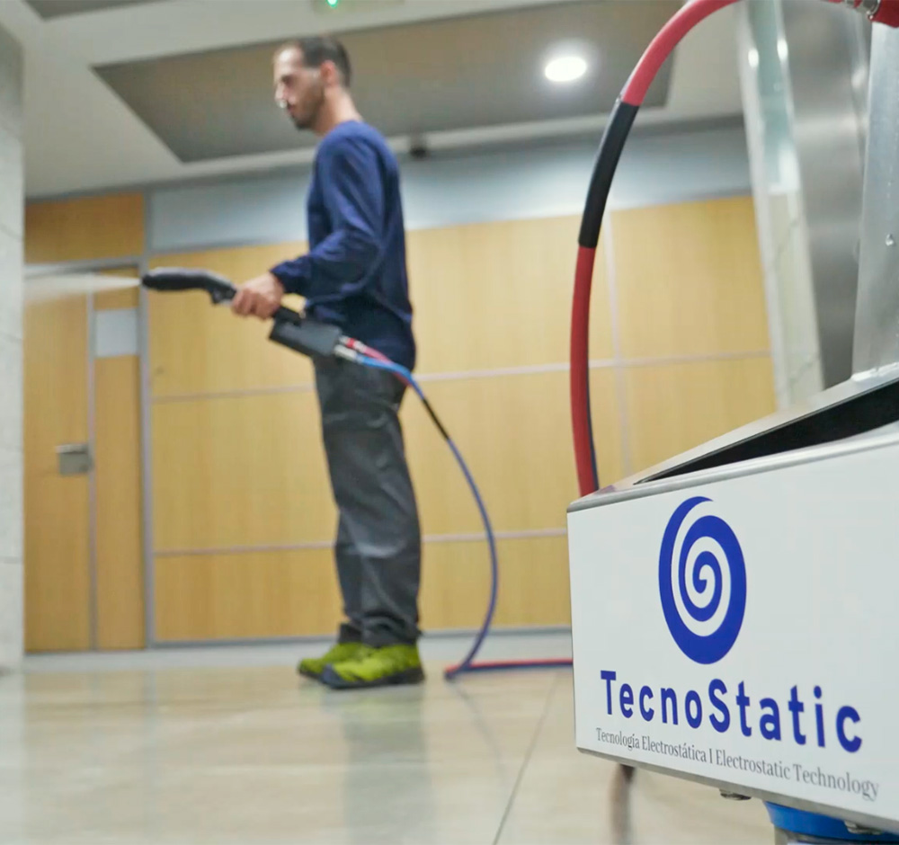 About TecnoStatic. Quality and environment policy