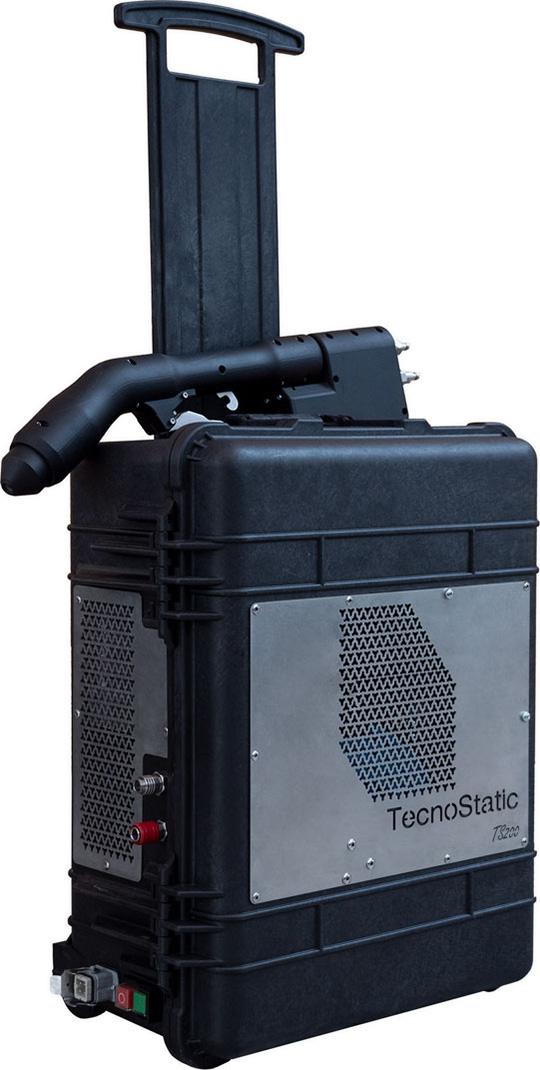 pulverizador electrostatico ts100-2
