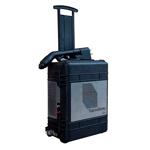 pulverizador electrostatico ts200
